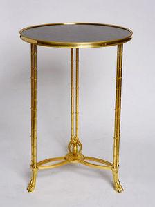 Jardinieres & Interieurs - trianon flamme - Pedestal Table