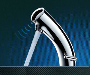 DELABIE - tempomatic 3 - Electronic Basin Mixer Tap
