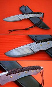 Forges de Garonne - le gimli lacet - Hunting Knife