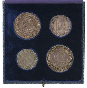 A H BALDWIN & SONS - couronnes - Coin