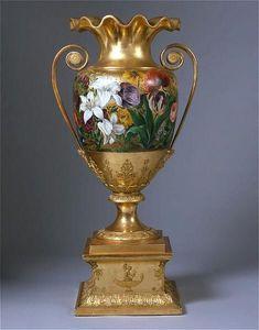 ANTOINE CHENEVIERE FINE ARTS - austrian vase - Decorative Vase
