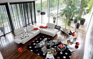 ROCHE BOBOIS - pulsation - Corner Sofa