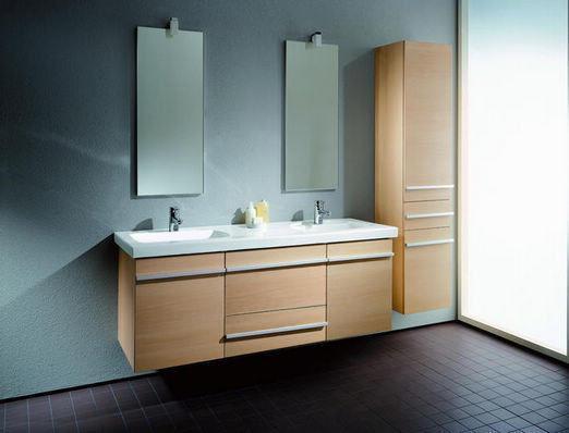 meuble salle de bain double vasques macentre