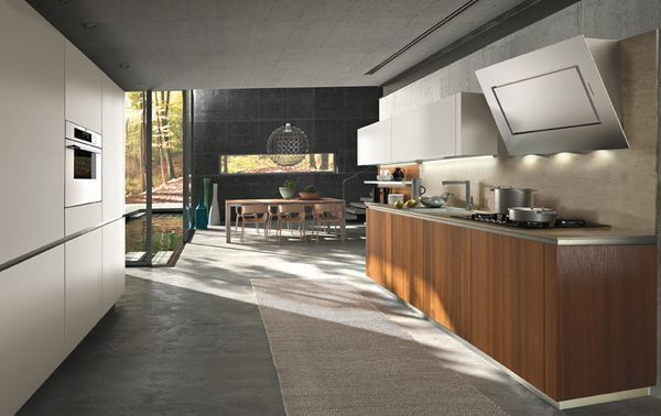 Snaidero - Modern Kitchen-Snaidero-Way_/