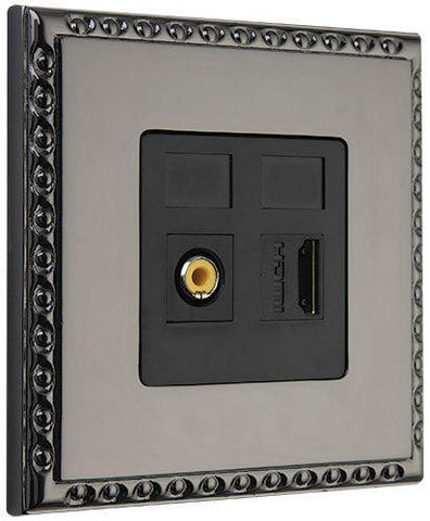 FEDE - Multimedia socket-FEDE-CLASSIC COLLECTIONS TOLEDO COLLECTION