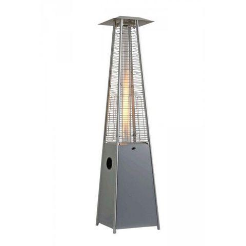 Favex - Gas patio heater-Favex-Chauffage de terrasse au gaz FLAMME ACIER 1 TUBE