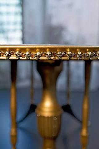 RELOADED DESIGN - Oval dining table-RELOADED DESIGN-Zodiac - Unique Piece