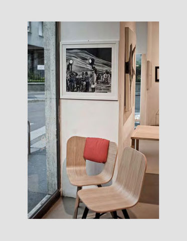 COLE - Chair-COLE-Tria Wood chair