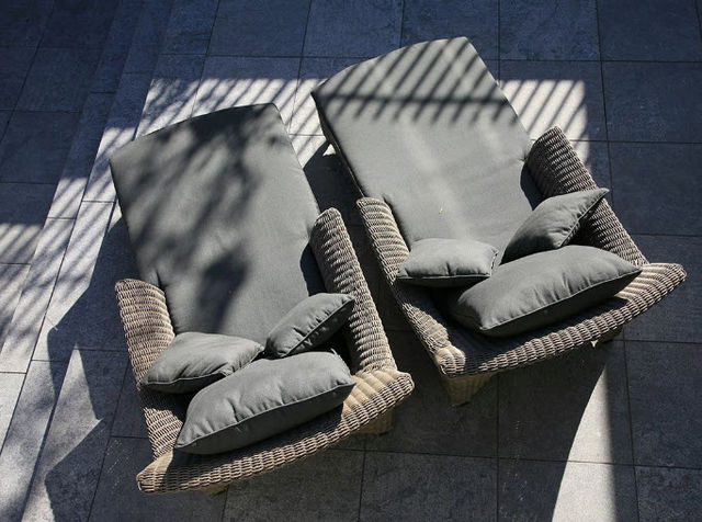 VIVENLA - Garden Deck chair-VIVENLA-Renaldo