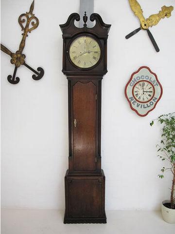 Clock Props - Free standing clock-Clock Props-18th CENTURY LONGCASE CLOCK