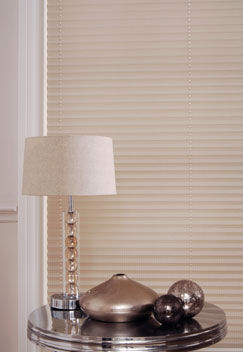 Dw Arundell & Company - Pleated blind-Dw Arundell & Company-Pleated blinds