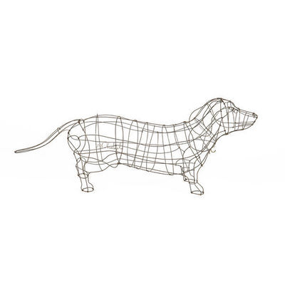Marie Christophe - Animal sculpture-Marie Christophe-Teckel