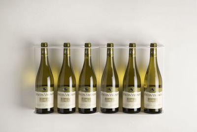 TEEBOOKS - Wine bottle tote-TEEBOOKS-Lot de 2 étagères