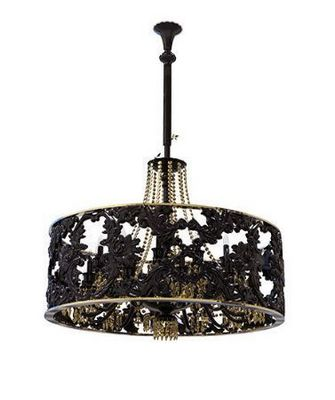 ALAN MIZRAHI LIGHTING - Chandelier-ALAN MIZRAHI LIGHTING-Gras Koket