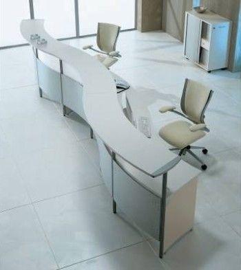 Bucon - Reception desk-Bucon-Easy - Reception Desk - Las Mobili