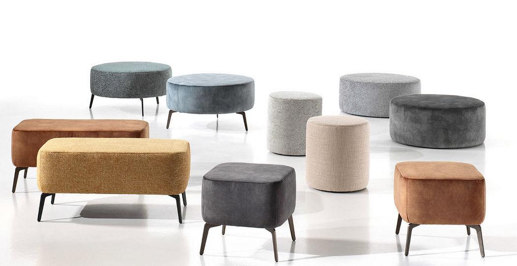 VARAM Sitzkissen Schemel und Beinauflage Sitze & Sofas  |