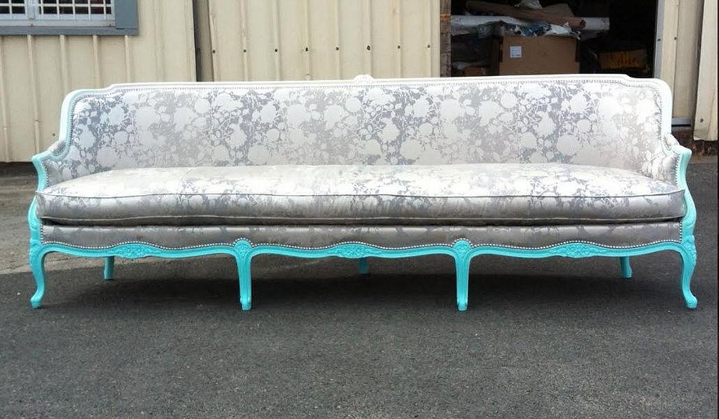 French Home Furniture Sofa 5-Sitzer Sofas Sitze & Sofas  |