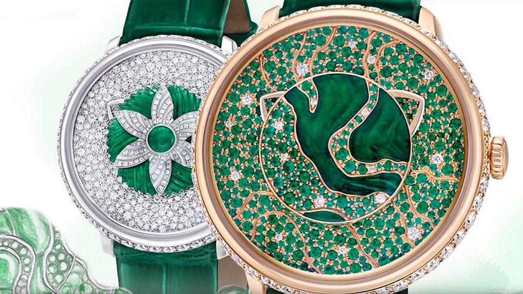 Fabergé Uhr Verschiedene Artikel zum Verschönern Sonstiges  |