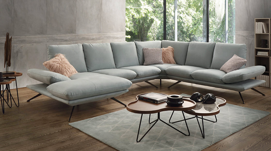 CHATEAU D'AX Ecksofa Sofas Sitze & Sofas   