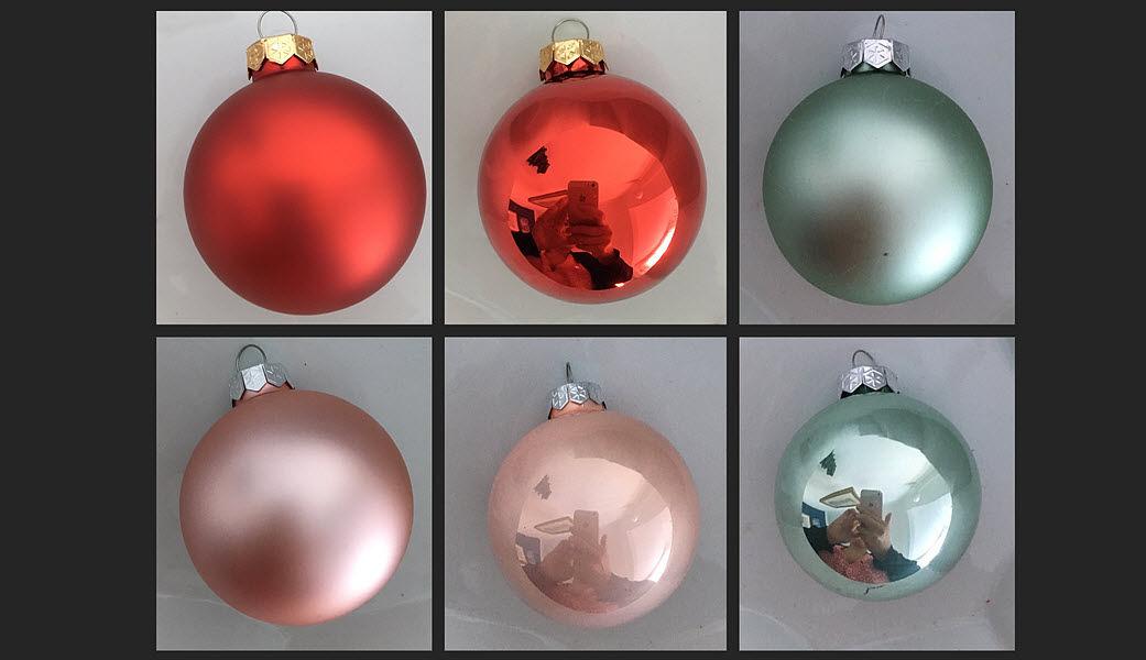 HOMBELINE CRÉATIONS Weihnachtskugel Weihnachtsdekoration Weihnachten & Feste   