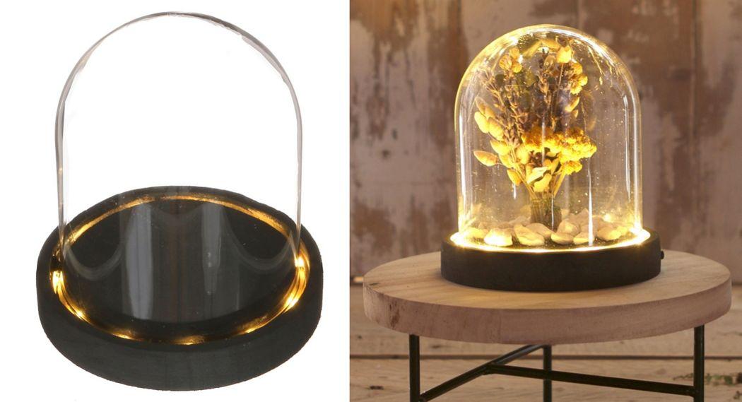CREAVEA Schutz Glocke Verschiedene Ziergegenstände Dekorative Gegenstände  |