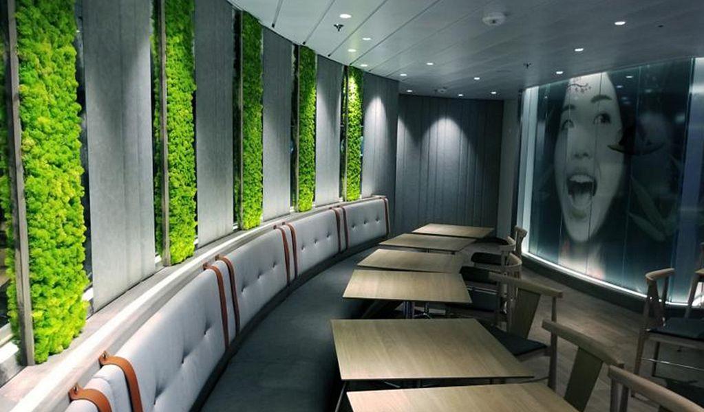BENETTI HOME Bepflanzte Wand Bäume und Pflanzen Blumen & Düfte  |