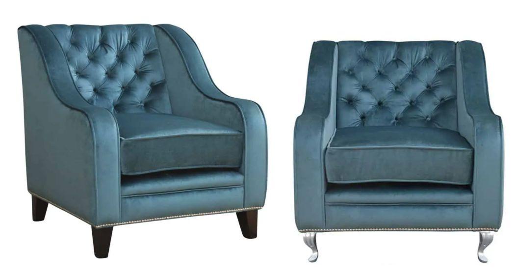 DOMARTSTYL Chesterfield Sessel Sessel Sitze & Sofas  |