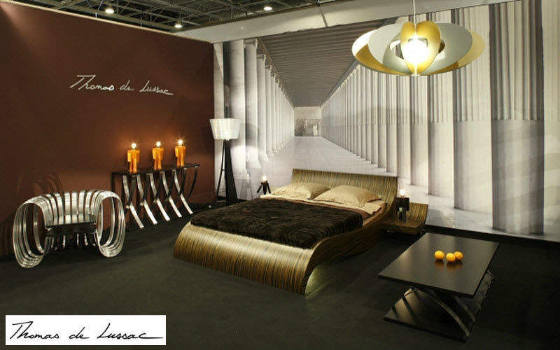 De Lussac Thomas    Schlafzimmer | Unkonventionell