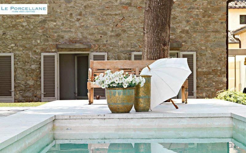 Le Porcellane    Garten-Pool | Klassisch