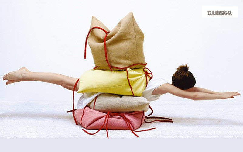 Gt Design Birne Sitzkissen Schemel und Beinauflage Sitze & Sofas Wohnzimmer-Bar | Design Modern