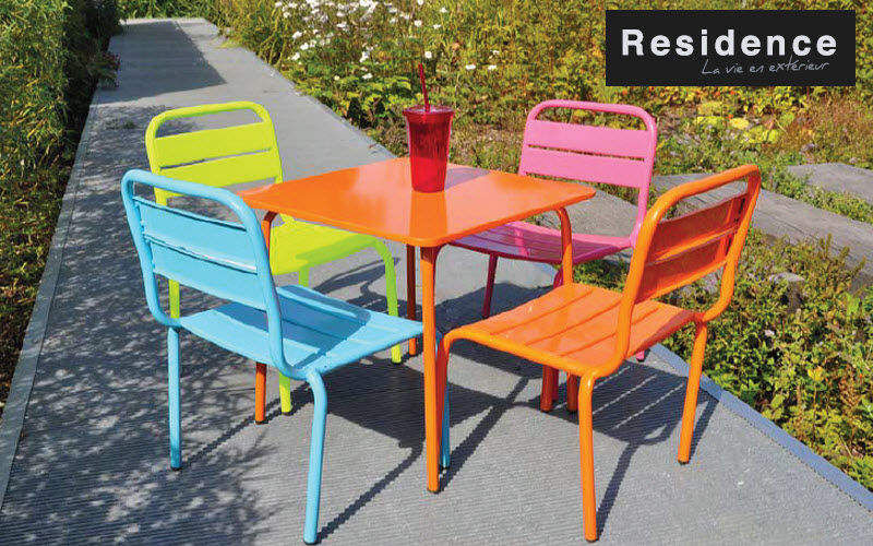 RESIDENCE Terrasse | Unkonventionell