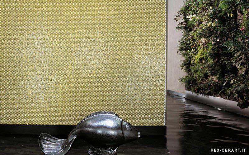 REX CERAMICHE ARTISTICHE Wand Fliesenmosaik Wandfliesen Wände & Decken Eingang | Design Modern