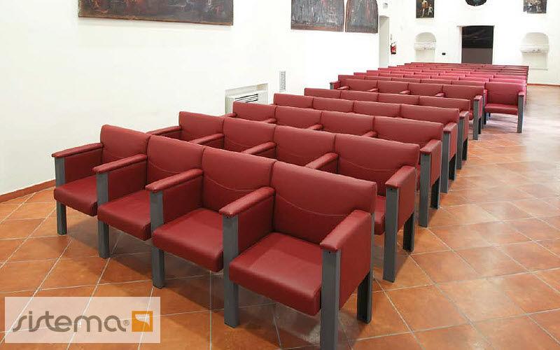 SISTEMA Sendesaal Sessel Sessel Sitze & Sofas  |