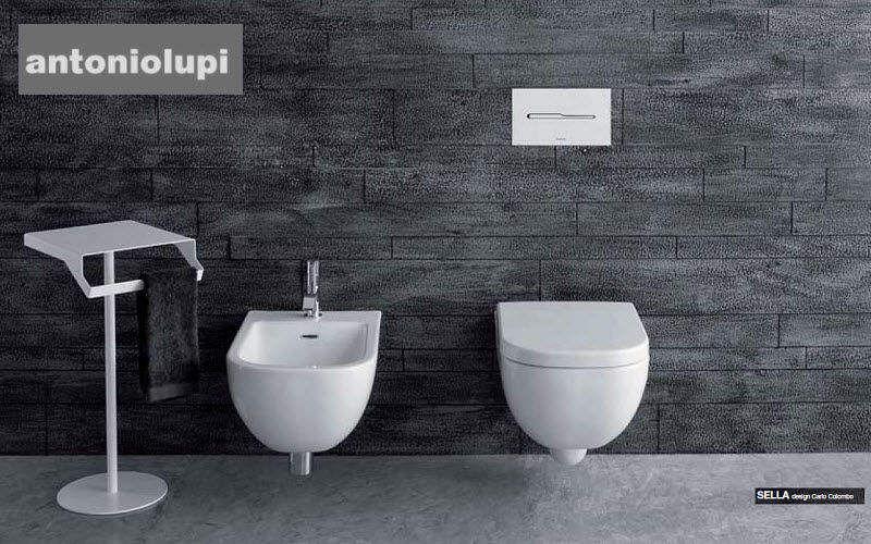 Antonio Lupi Hänge-WC WC & Sanitär Bad Sanitär Badezimmer | Design Modern