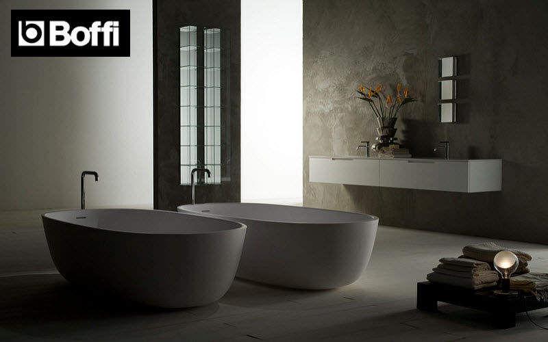 Boffi Freistehende Badewanne Badewannen Bad Sanitär Badezimmer | Design Modern