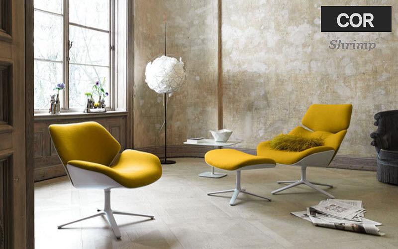 COR Ruhesessel Sessel Sitze & Sofas Wohnzimmer-Bar |