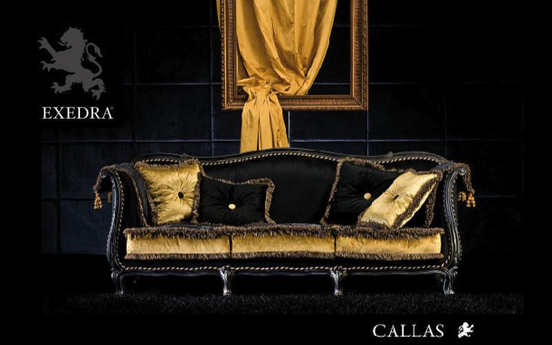 Exedra Sofa 3-Sitzer Sofas Sitze & Sofas  | Klassisch