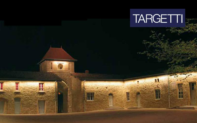 Targetti Fassadenbeleuchtung Sonstige Außenbeleuchtung Außenleuchten Terrasse | Land