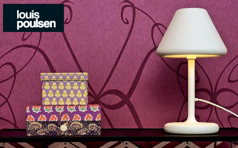 Louis Poulsen Tischlampen Lampen & Leuchten Innenbeleuchtung  |