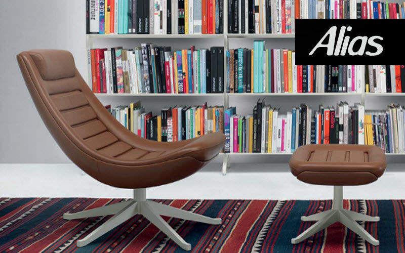 ALIAS Ruhesessel Sessel Sitze & Sofas Wohnzimmer-Bar |