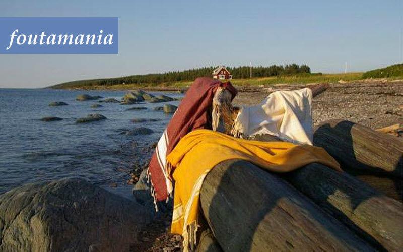 FOUTA BY FOUTAMANIA Hamam Handtuch Badwäsche Haushaltswäsche  |