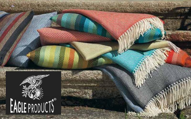 Eagle Products Plaid Bettdecken und Plaids Haushaltswäsche Schlafzimmer | Design Modern