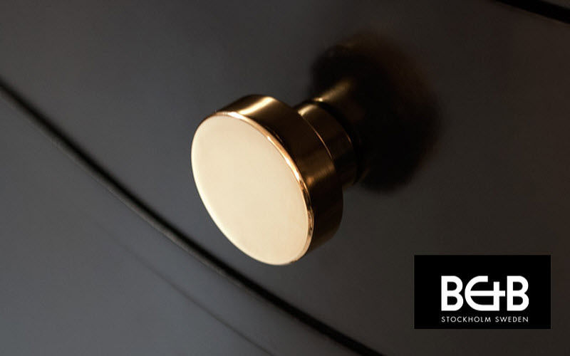 BÄCCMAN & BERGLUND Möbel- und Schrankknopf Eisenwaren Metallwaren Schlafzimmer | Design Modern