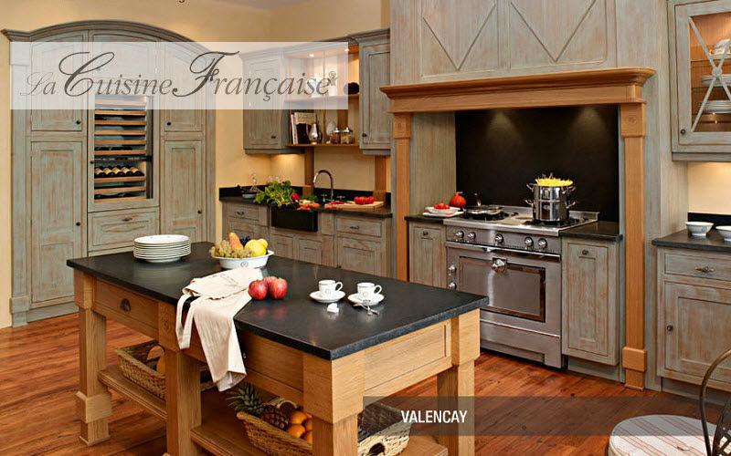 LA CUISINE FRANCAISE Traditionelle Küche Küchen Küchenausstattung Küche | Land