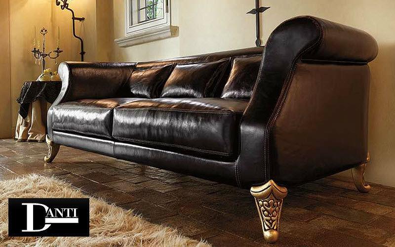 DANTI Sofa 3-Sitzer Sofas Sitze & Sofas   