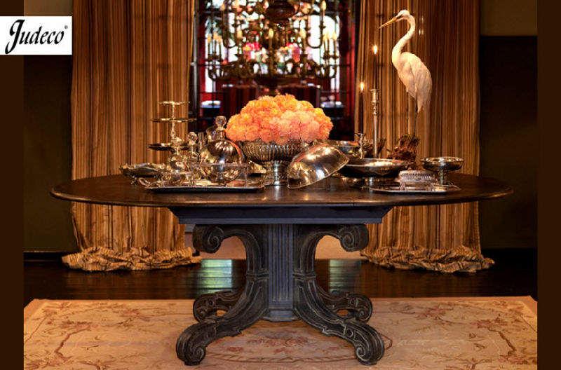 Judeco Wildtisch Esstische Tisch  |