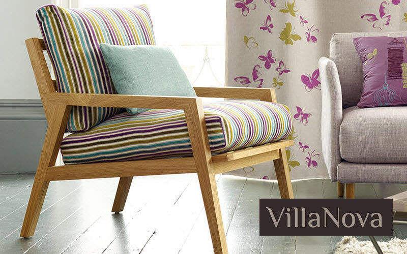 VILLA NOVA Sitzmöbel Stoff Möbelstoffe Stoffe & Vorhänge  |