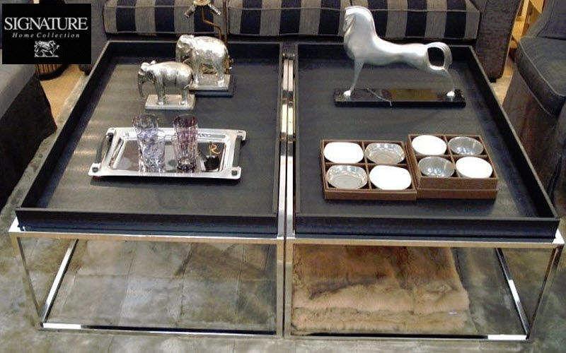 SIGNATURE HOME COLLECTION Couchtisch quadratisch Couchtische Tisch  |