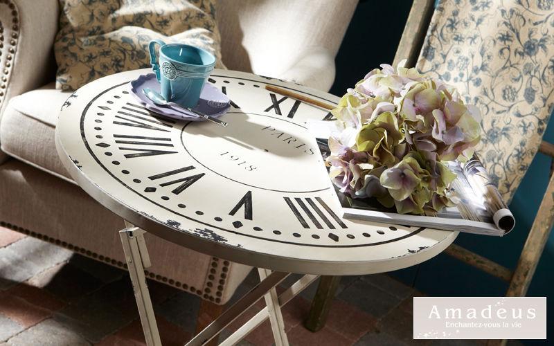 Amadeus Sockeltisch Beistelltisch Tisch Wohnzimmer-Bar | Land
