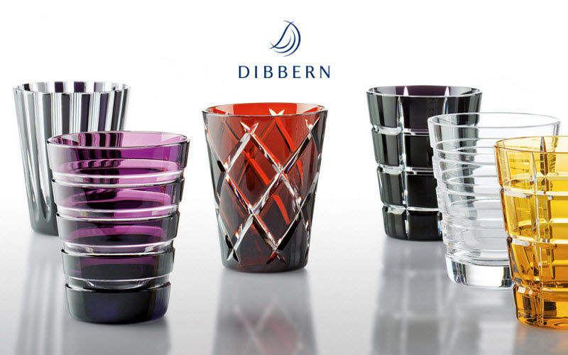 DIBBERN Trinkbecher Gläser Glaswaren   